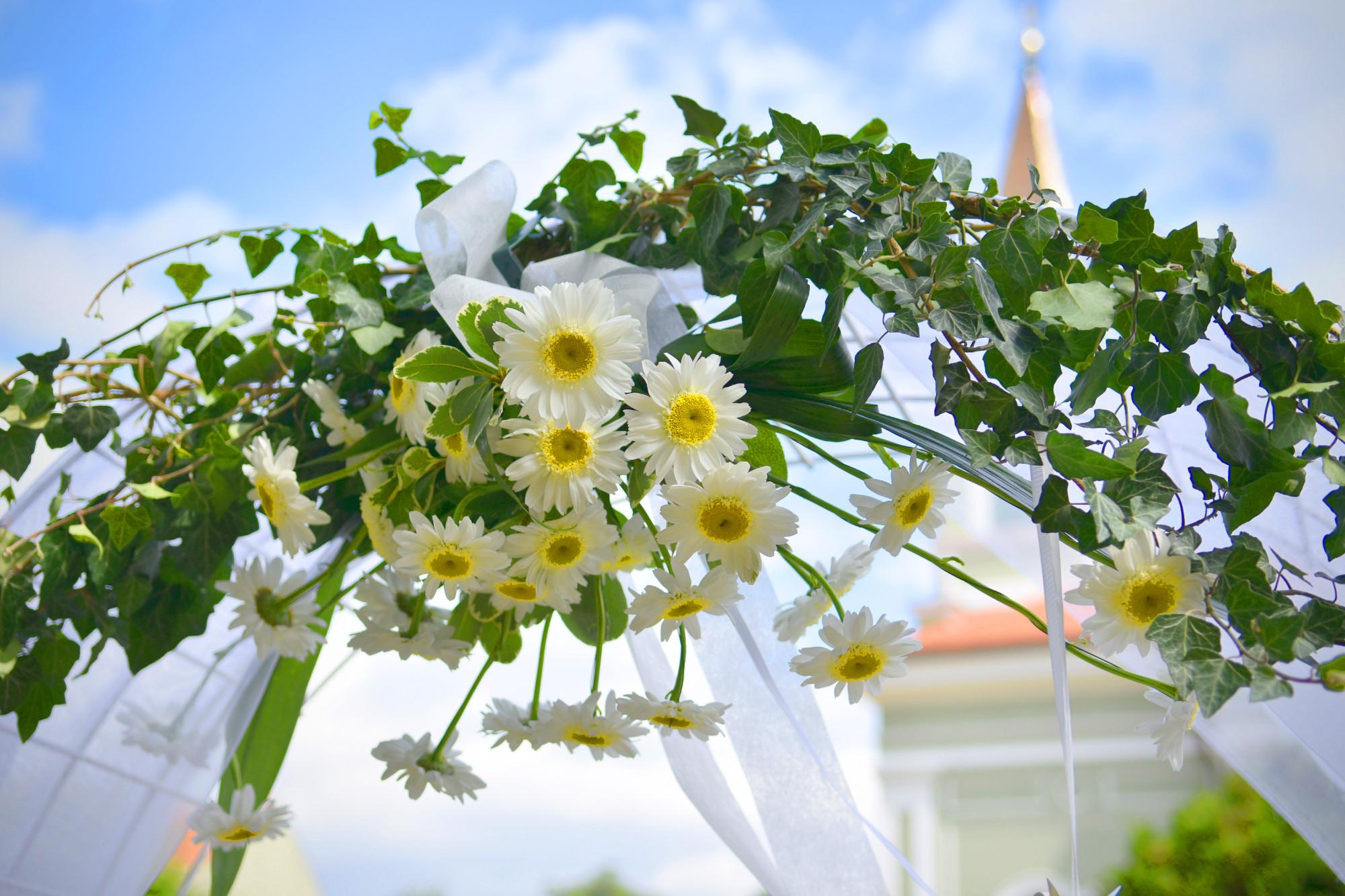 Květinová výzdoba - SvatbaVHrebine.cz